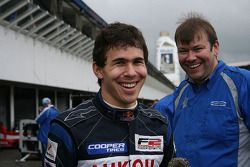 Robert Wickens and Jimmy