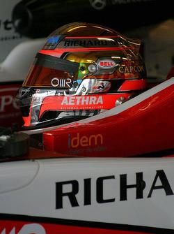 Jules Bianchi listo para ir