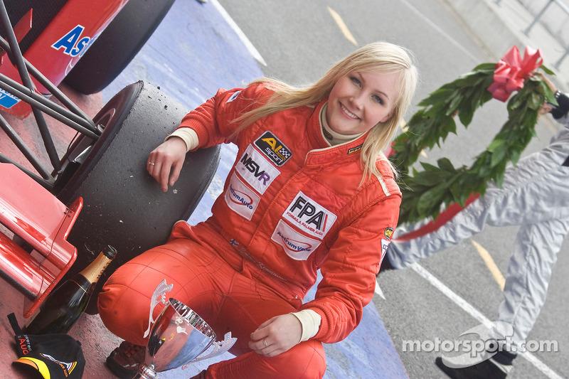 Second place Emma Kimilainen