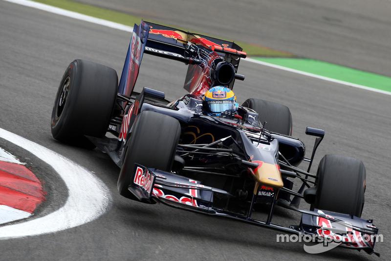 2009 : Toro Rosso STR4