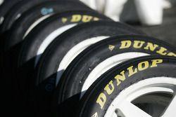 détail de pneus