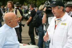 Stirling Moss, Nick Mason