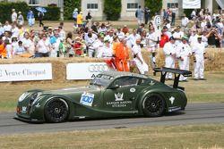 Jacques Laffite, Morgan Aero Supersport GT3 2009