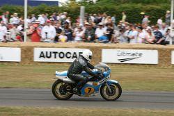 Chris Wilson, Suzuki RG 500 XR14 1975