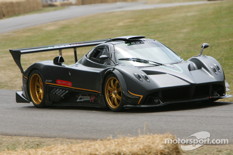 pagani zonda r at goodwood festival of speed high res professional motorsports photography
