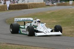 Alan Jones, Williams Cosworth FW07 1980