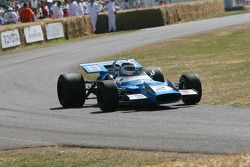 Jackie Stewart, Matra-Cosworth MS80 1969