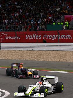 Rubens Barrichello, Brawn GP, Mark Webber, Red Bull Racing