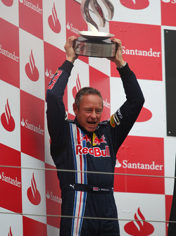 Podio: J. Wheatley, Red Bull Racing