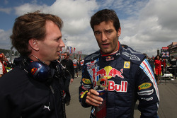 Mark Webber, Red Bull Racing, Christian Horner, Red Bull Racing y Director deportivo