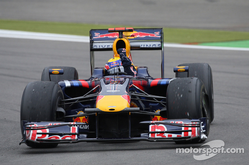 2009 (Nürburgring): Mark Webber (Red Bull-Renault RB5)