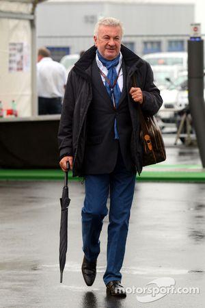 Willi Weber, Manager de pilotos