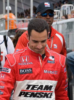 Helio Castroneves after his retirement