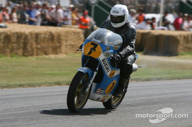 Chris Wilson, Suzuki RG500 XR14 1975