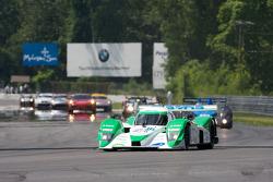 Pace laps: #16 Dyson Racing Team Lola B09 86 Mazda: Chris Dyson, Guy Smith