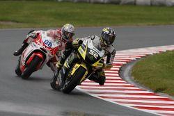 Джеймс Тоузленд, Monster Yamaha Tech и Николо Канепа, Pramac Racing