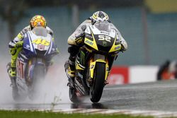 James Toseland, Monster Yamaha Tech 3 and Valentino Rossi, Fiat Yamaha Team