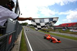 Philipp Eng won race one