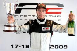 Race 1 winner Philipp Eng