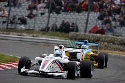 Jolyon Palmer leads Henry Surtees