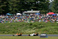 Michael Nacol, Jensen MotorSport and James Winslow, Genoa Racing