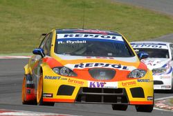 Rickard Rydell leads Andy Priaulx