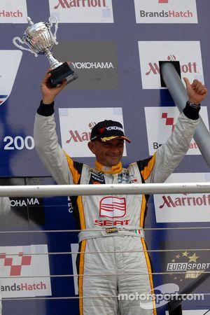 Gabriele Tarquini 3rd place
