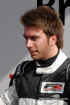 Pole winner Philipp Eng