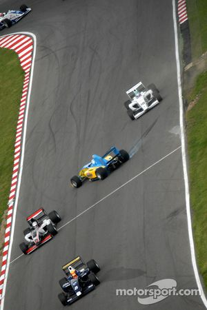 Henry Surtees spins