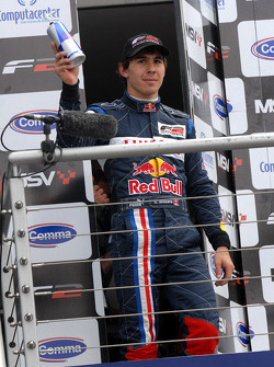 2nd place Robert Wickens