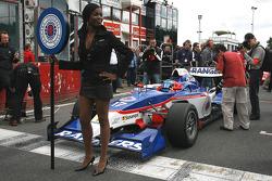 #17 Glasgow Rangers Alan Docking Racing: John Martin