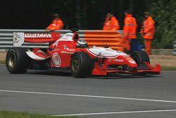 #9 Olympiacos GU Racing: Davide Rigon