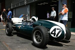 #47 Brian Jolliffe (GB) Cooper T45, 1958, 2000cc