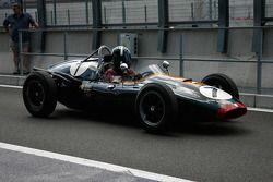 #7 Nick Eden (GB) Cooper T45, 1958, 2000cc