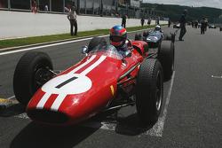 #1 John Harper (GB) Brabham BT4, 1962, 2700cc; van de Tasman series
