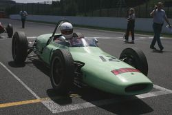 #12 André Wanty (B) Lotus 18/21, 1961, 1500cc