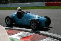 #17 Marc Valvekens (B) Gordini T16, 1956, 1500cc