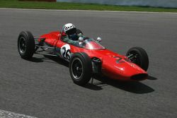 About to spin, #26 Michel Wanty (B) Lotus 27 Junior, 1963, 1100cc