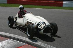 Geoffrey O'Connell (GB), Cooper Bristol Mk II, 1953, 2000cc