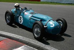 #5 Richard Pilikington (GB) Talbot-Lago T25, 1950, 4500cc