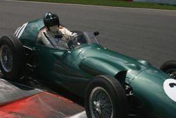 Hubert Fabri (B), Aston Martin DBR4, 1959, 2500cc ; le châssis a couru avec succès en Australie et en Nouvelle Zélande avec Lex Davison et Bib Stillwell de 1960 à 1963