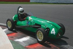 #4 Graham Burrows (GB) Cooper Bristol Mk II, 1953, 2000cc