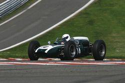 #14 Mark Piercy, Cooper T53, 1961, 2700cc