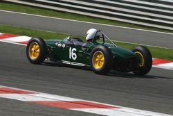 #16 Paul Smeeth (GB) Lotus 18, 1960, 2500cc
