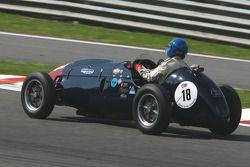 #18 Mary Jonkers (B) Cooper Bristol Mk II, 1953, 2000cc