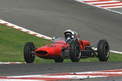 Michel Wanty (B) Lotus 27 Junior, 1963, 1100cc