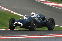 #15 Tania Pilkington (GB) Cooper T43, 1957, 2000cc