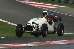 #28 Geoffrey O'Connell (GB) Cooper Bristol Mk II, 1953, 2000cc