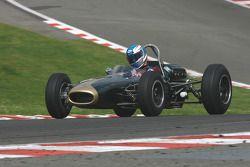 #64 Jon Fairley (GB) Brabham BT11, 1965, 2700cc