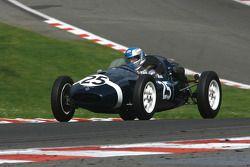 #25 Richard Longes (AUS) Cooper T43, 1957, 2000cc